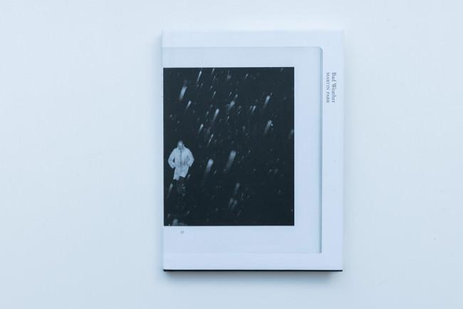 """Titelseite des Buches """"Bad Weather"""" von Martin Parr"""