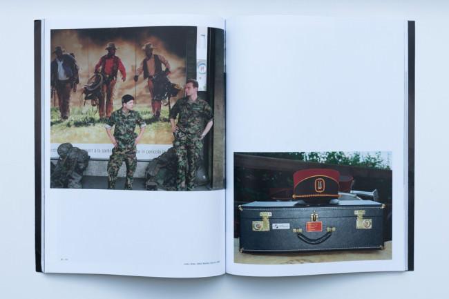 Beispielseite des Du-Magazines mit Fotos von Martin Parr