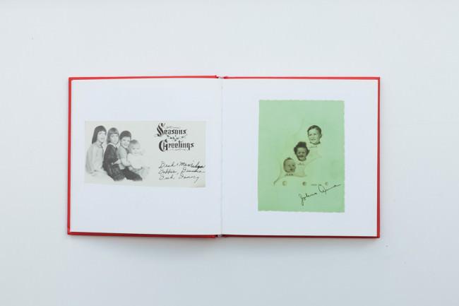 Beispielseite des Buches From Our House To Your von Martin Parr