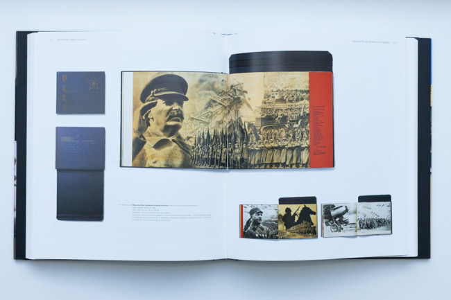 Beispielseite des Buches The Photobook: A History Volume 1 © Martin Parr & Garry Badger