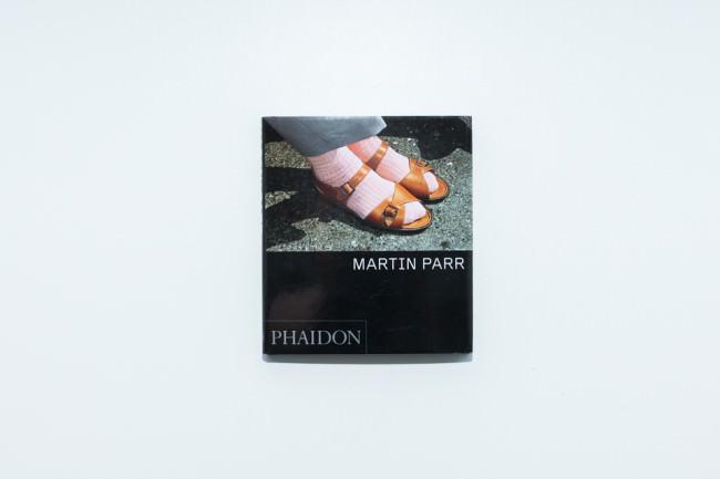 Titelfoto des Buches Martin Parr von Martin Parr