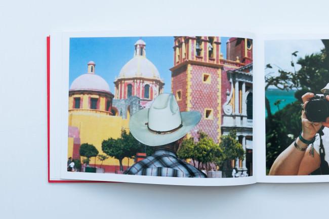Beispielseite des Buches Mexico © Martin Parr