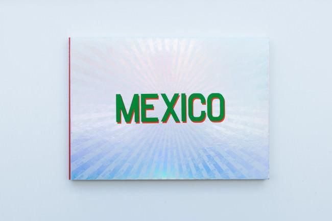 Titelseite des Buches Mexico von Martin Parr