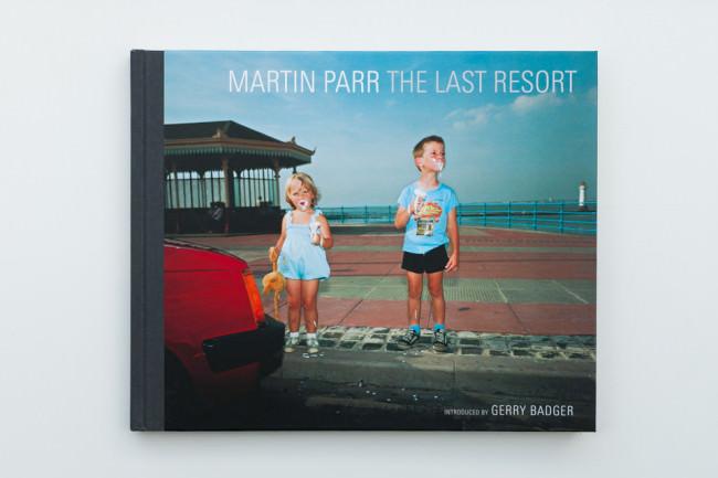 Titelseite des Buches The Last Resort  von Martin Parr