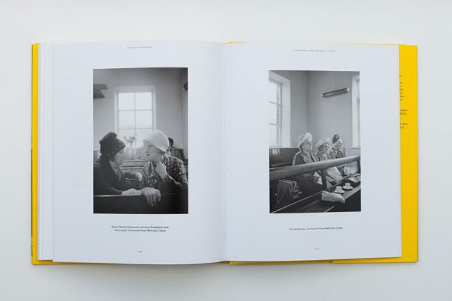 Beispielseite des Buches The Non-Conformists von Martin Parr