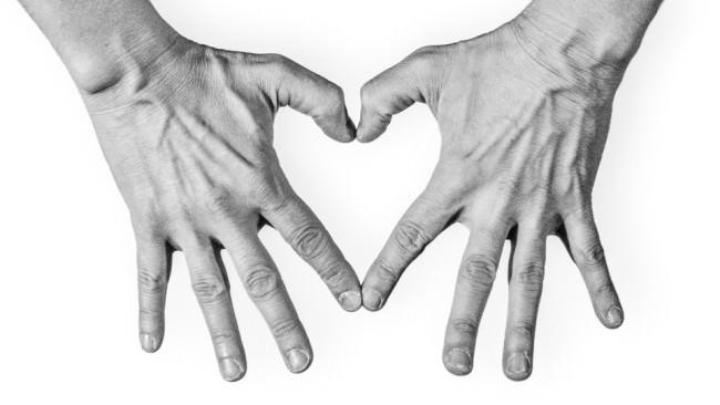 Die Hände des Neil Zaza