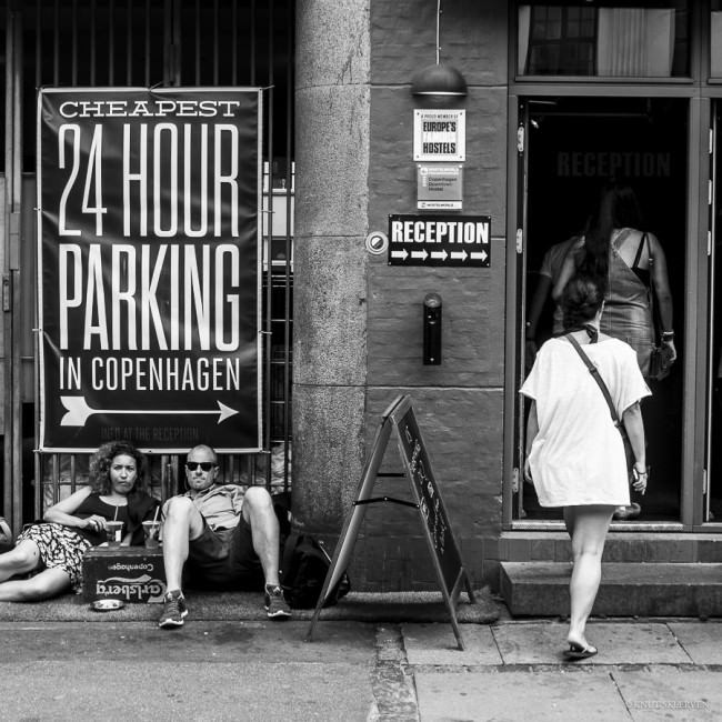 24 Hour Parking