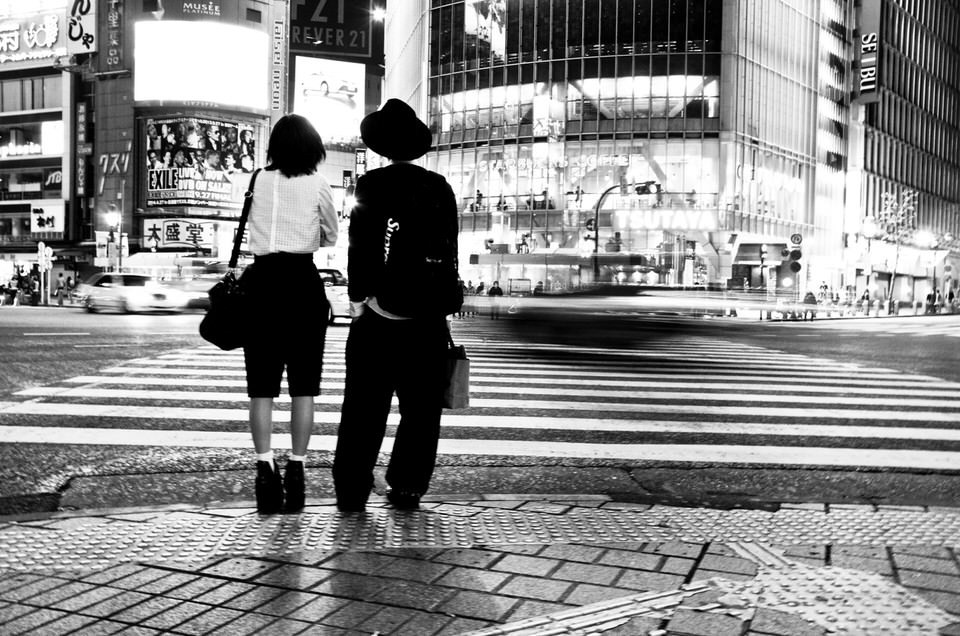 Shibuy and us © Brendan Ó Sé