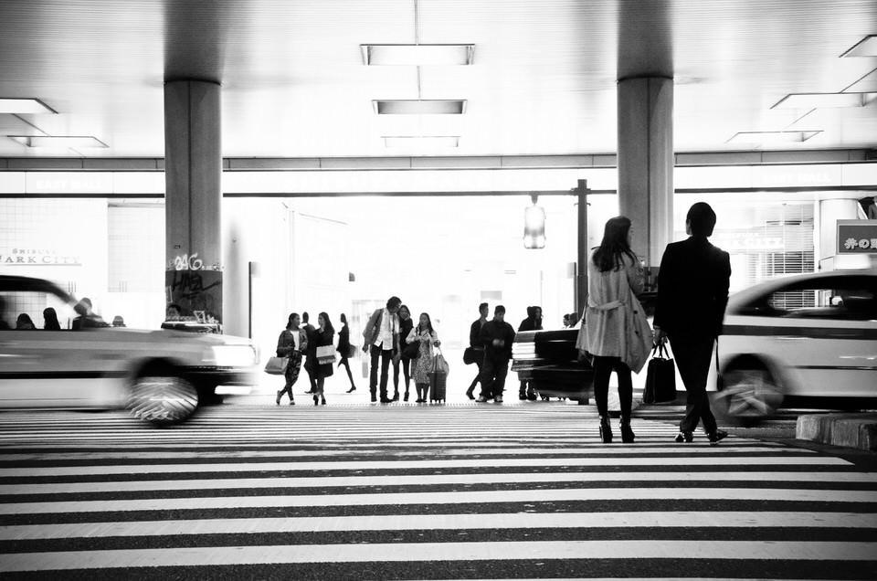 Shibuya forever 2 © Brendan Ó Sé