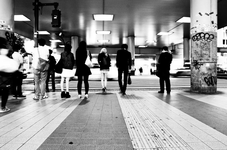 Tokyo night © Brendan Ó Sé