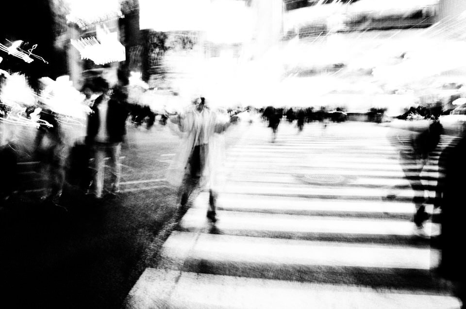 This Tokyo night © Brendan Ó Sé