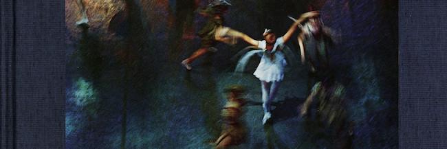 Ausschnitt des Titelbildes vom Fotoband Ballet von Henry Leutwyler