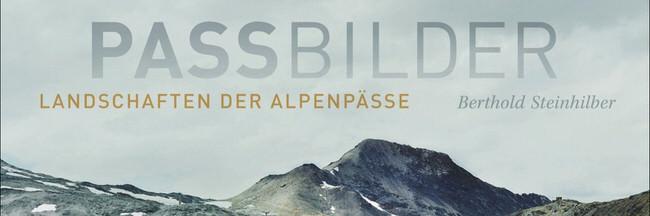 Ausschnitt des Covers vom Buch Passbilder von Berthold Steinhilber