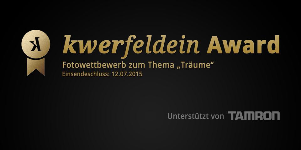 Kwerfeldein Award