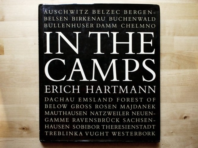 "Buchcover ""In the Camps"" von Erich Hartmann"