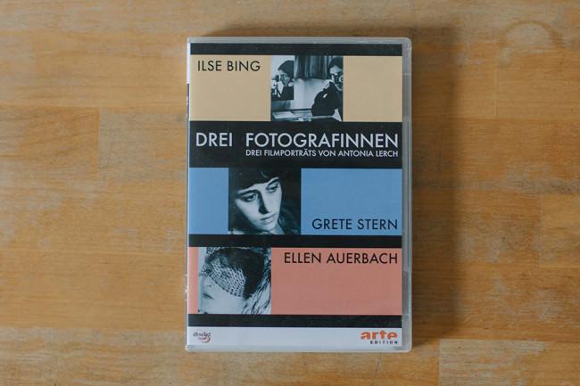 DVD 3 Fotografinnen