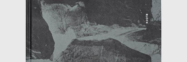 Ausschnitt des Covers vom Buch Block von Aapo Huhta