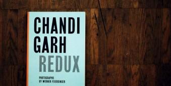 Cover Fotobuch Chandigarh Redux von Werner Feiersinger