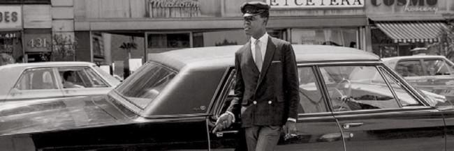 Ausschnitt aus New York 60s Photographs von Sepp Werkmeister