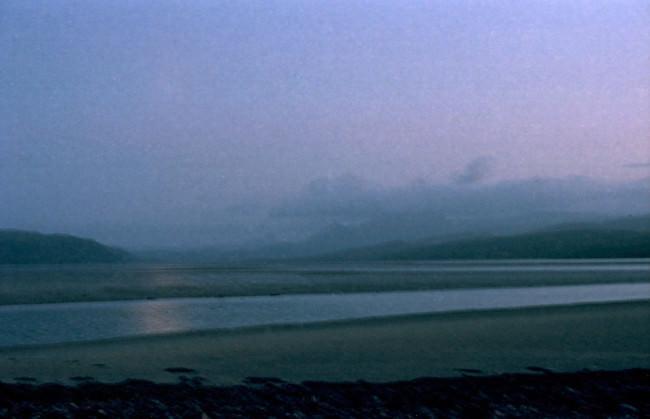 Mondlicht über Schottland