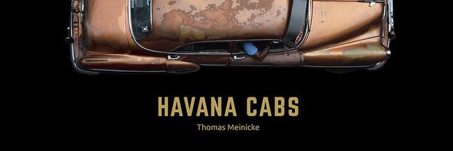 Ausschnitt des Coverbildes vom Buch Havana Cabs von Thomas Meinicke