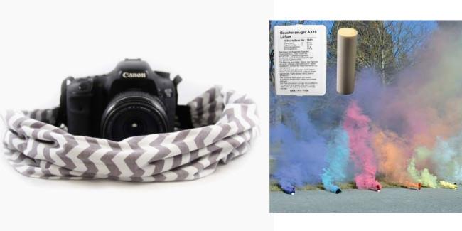 Geschenketipps für Fotografen