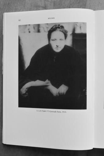 Portrait von Gertrude Stein