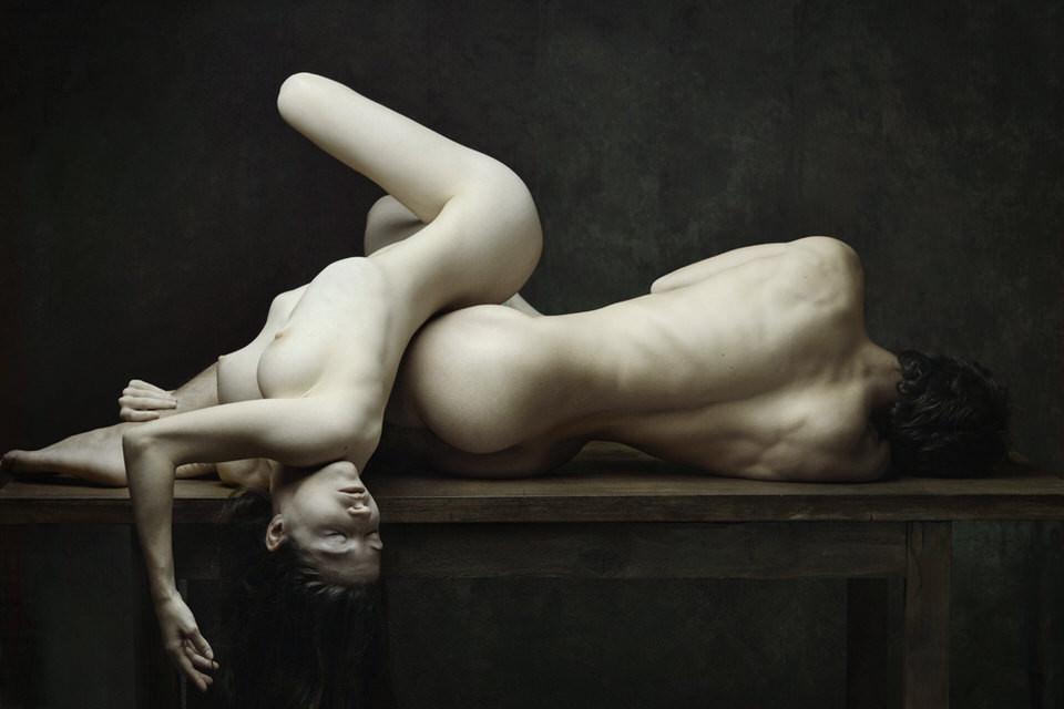 Skulpturaler Akt