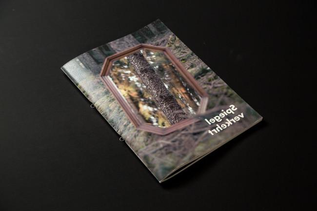 Die Vorderseite der Broschüre