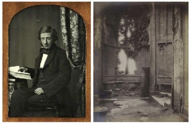 zwei alte Bilder