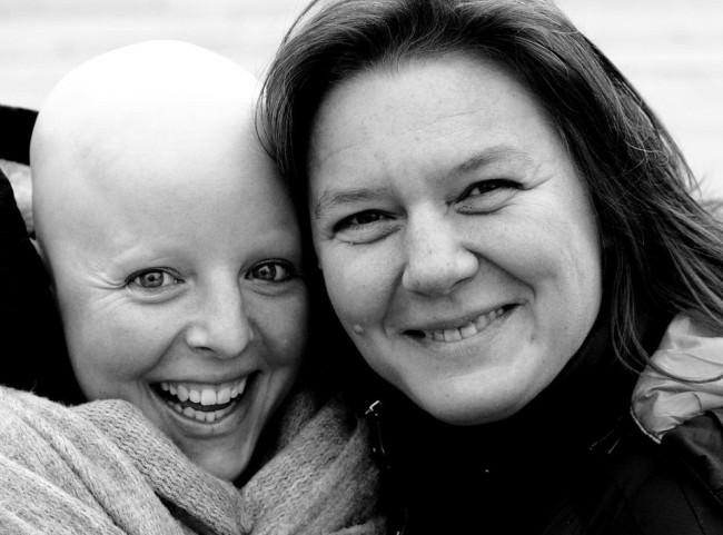 Lisa Haalck und Fotografin Ingrid Hagenhenrich