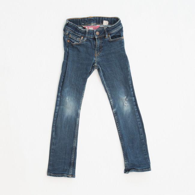 Eine Jeanshose