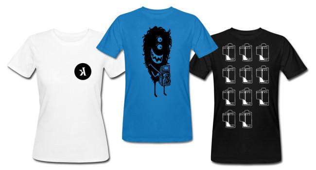 kwerfeldein T-Shirts