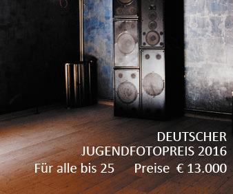 Deutscher Jugendfotopreis – Für alle bis 25 – Preise € 13.000