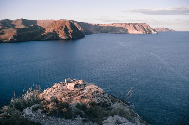 Küstenlandschaft in Spanien