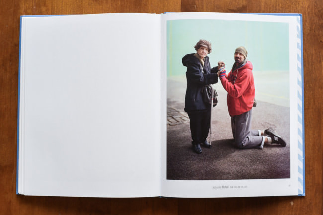 "Pages of ""Touching Strangers"""