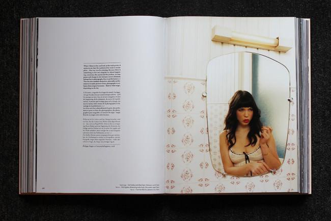 Portrait und Text im Band Bettina Rheims