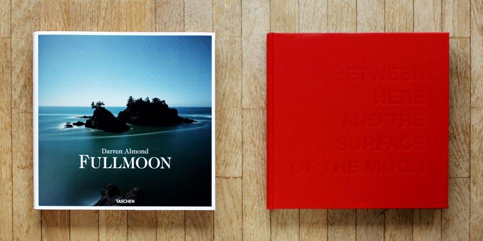 """Cover des Buches """"Fullmoon"""" von Darren Almond, Verlag Taschen"""