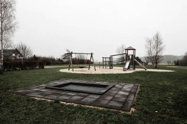 Ein neuer Spielplatz