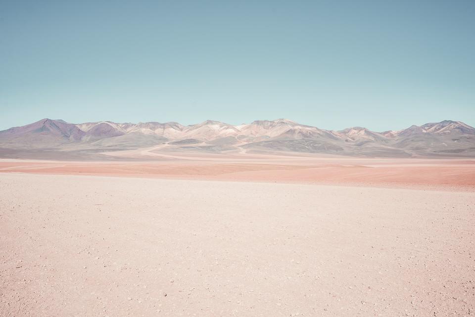 Bolivianische Salzwüste