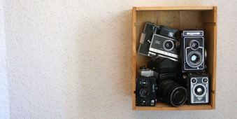 Kamerakiste © Anne Henning