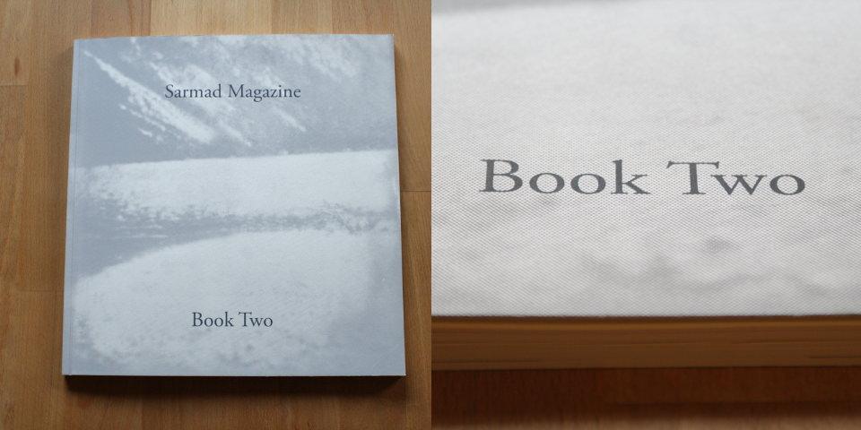 Foto eines aufgeschlagenen Buches und Zoom auf den Titel.