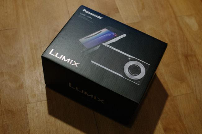 Lumix Verpackung