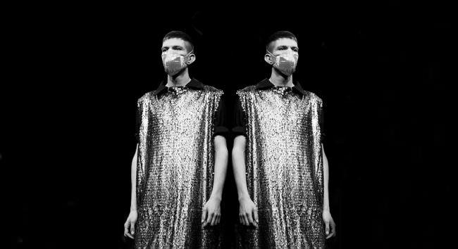 Designer: Marnie Wehning, Model: Marc Köhler, MakeUp Artist: Famous Face Academy, Frankfurt