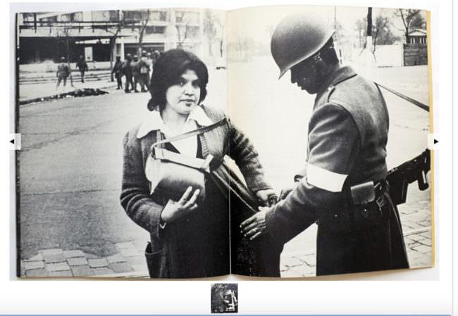 Koen Wessing - Chili September 1973