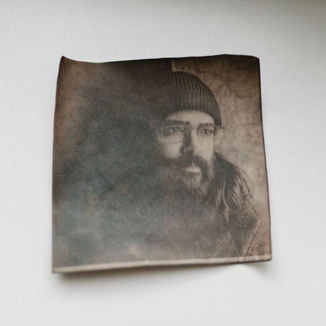 Sunprint Portrait