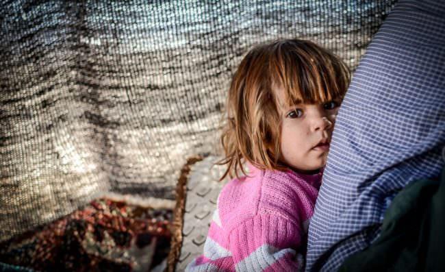 Ein Kinderportrait