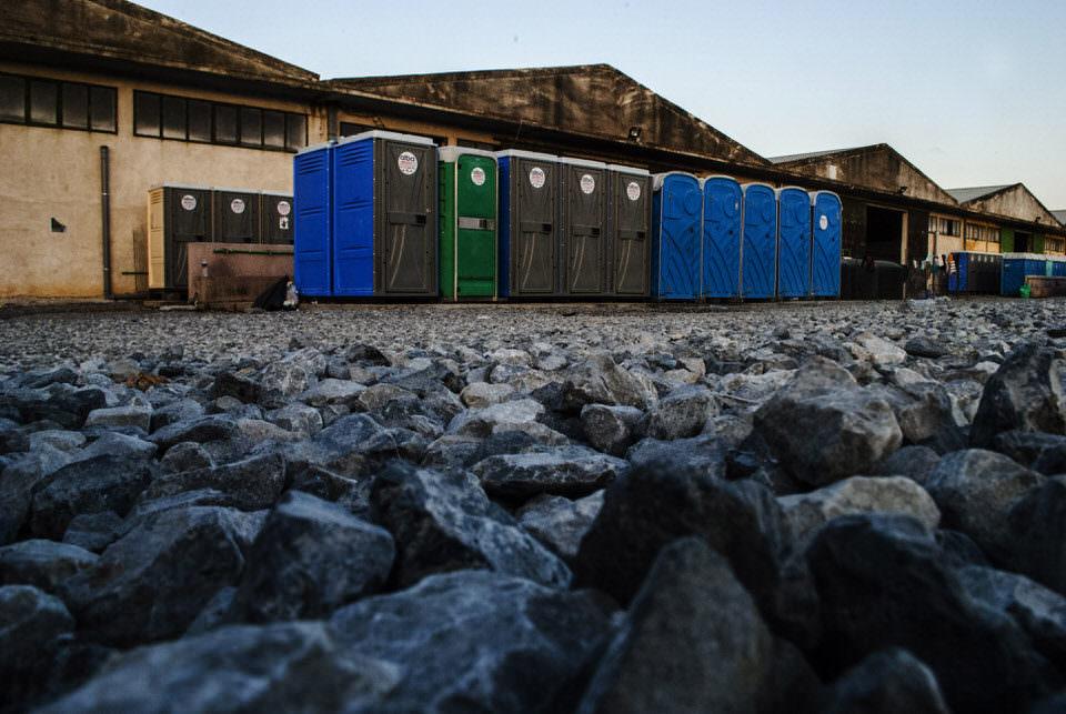 Toilets © Abdulazez Dukhan