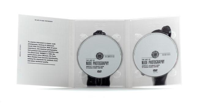 DVD Innenansicht