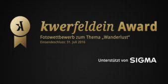 kwerfeldein-award
